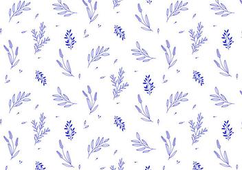 Vector Plant Pattern - Kostenloses vector #415613