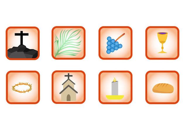 Free Religious Icon Vector - Kostenloses vector #416153