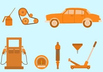Free Auto Body Vector - vector #417583 gratis