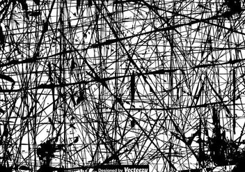 Grunge Texture Background - Vector Template - Kostenloses vector #418913