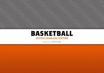 Free Basketball Texture Vector - Free vector #420383