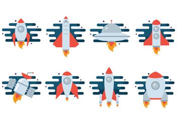 Free Starship Vector - Free vector #421203