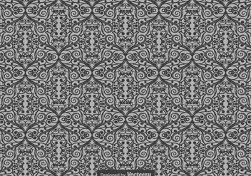 Vector Seamless Vintage Pattern - Free vector #422993