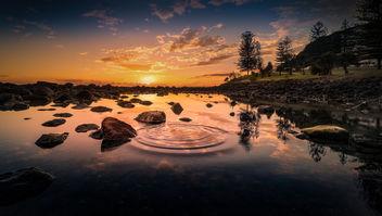 sunrise landscape - бесплатный image #424443