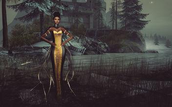Dress Viveca by Azul - Free image #425593