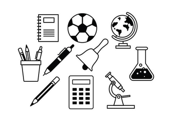 Free Student Icon Vectors - Free vector #427343
