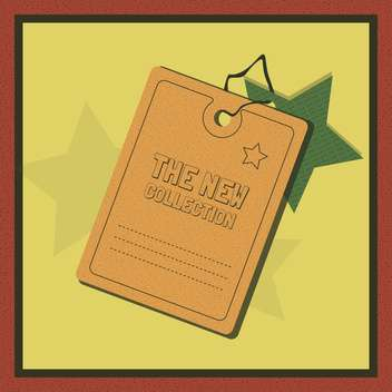 Vector collection of vintage and retro labels - vector #131013 gratis