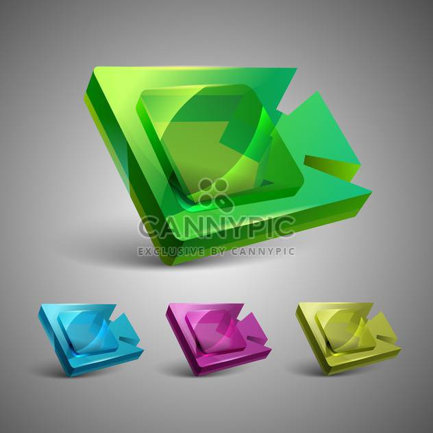 Different vector icons for web design - Kostenloses vector #131893