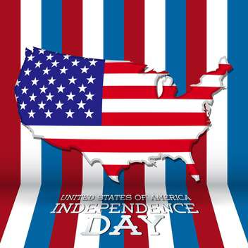 usa independence day symbols - vector #134503 gratis
