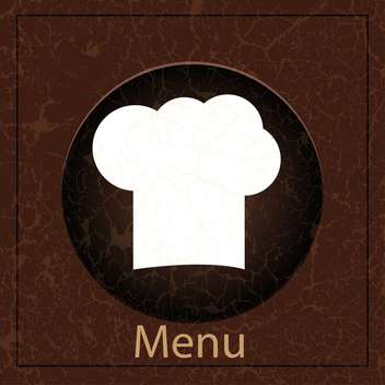 restaurant menu vector background - vector #134713 gratis