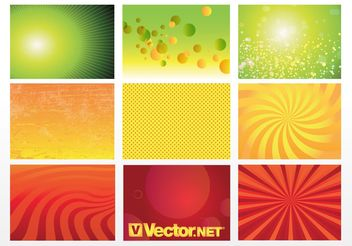 Free Vector Backgrounds - vector gratuit #138663