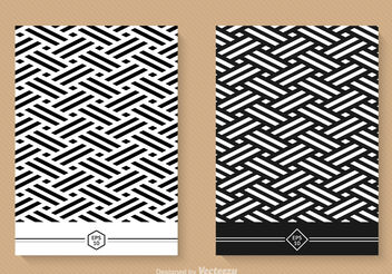Free Vector Zig Zag Backgrounds - vector #138743 gratis