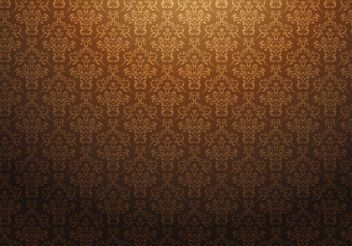 Baroque seamless pattern - Free vector #139363