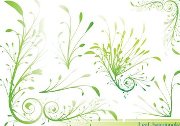 Leaf Beaujungka - Free vector #139663