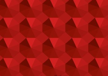 Maroon Octagon Background Vector - Free vector #141313