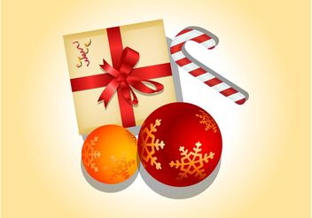 Christmas Vector Designs - Free vector #142993