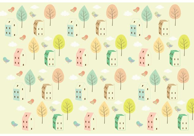 Seamless Background Pattern - Kostenloses vector #143673