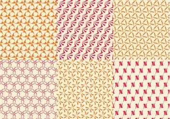 Vector Patterns Graphics - vector gratuit #143723