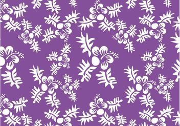 Hawaiian Background - Free vector #143973