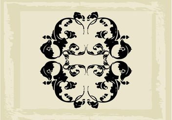 Symmetrical Pattern - Free vector #144633
