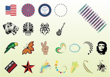 Cool Vector Designs - Free vector #144763