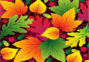 Autumn Background - vector #146333 gratis