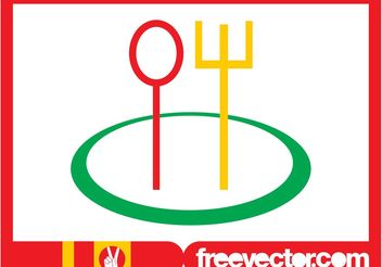 Food Icon - vector gratuit #146763