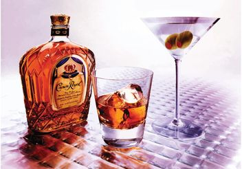 Crown Royal - vector gratuit #148013