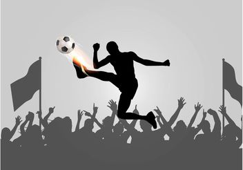 Football Graphics - vector #148253 gratis
