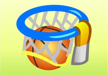Basketball - vector gratuit #148353