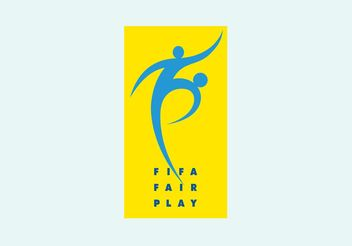 FIFA Fair Play - Free vector #148563