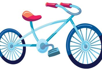 Bike Vector - vector gratuit #149123