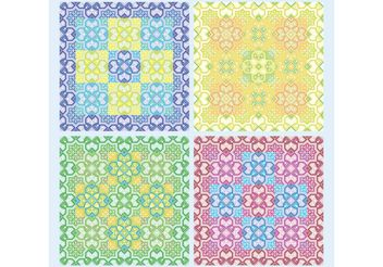 Cross Pattern - Free vector #149633