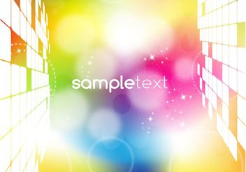 Color Technology Background - Kostenloses vector #153553