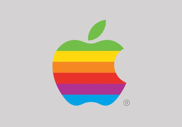 Apple - vector gratuit #153673
