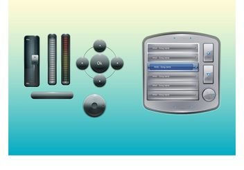 Sound Devices - vector #154183 gratis