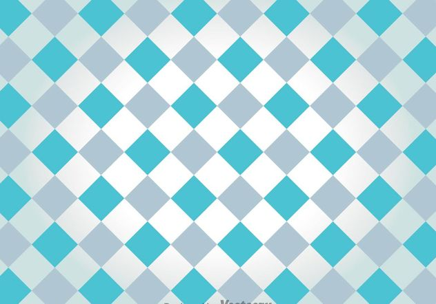 Gray And Blue Checker Board - Free vector #154983