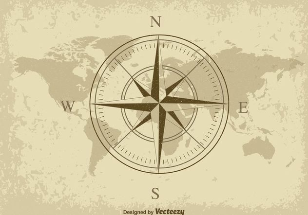 Nautical Map - Free vector #155063