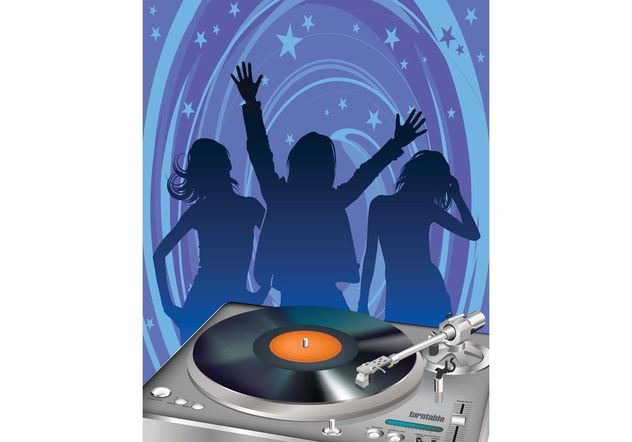 Party-people - Kostenloses vector #155813