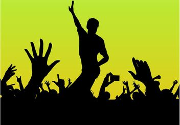 Concert Graphics - Free vector #156303
