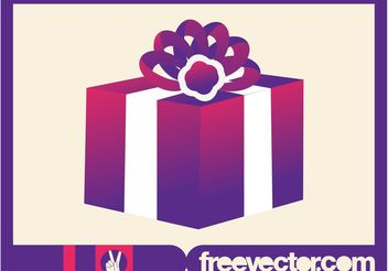 Present Layout - vector gratuit #158903