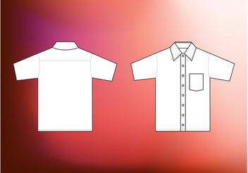 Shirt Graphics - vector #159073 gratis