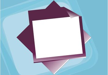 Picture Frames Vector - бесплатный vector #159083