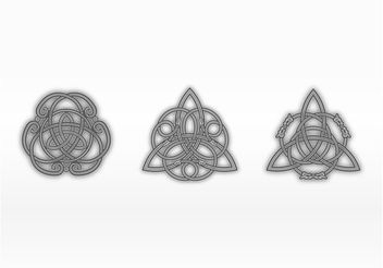 Tribal Signs - vector gratuit #160333