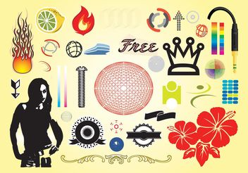 Download Free Vector Stock - vector gratuit #160423