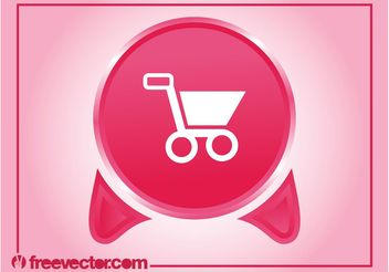 Shopping Icon Vector - Kostenloses vector #160793