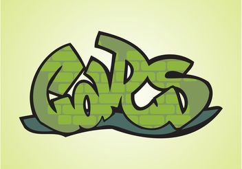 Cars Graffiti - vector gratuit #161703