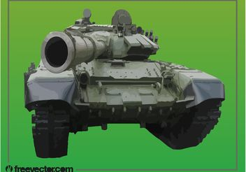 Tank Graphics - Free vector #162353