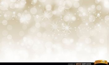Pale golden spots background - Free vector #164003