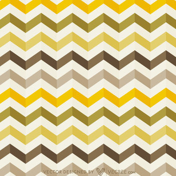 Folded Horizontal Stripe Multicolor Retro Pattern - бесплатный vector #164113